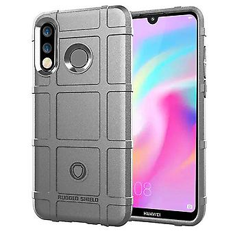 עבור Huawei P30 מגן סדרת בחוץ מקרה אפור כיסוי לכסות חדש