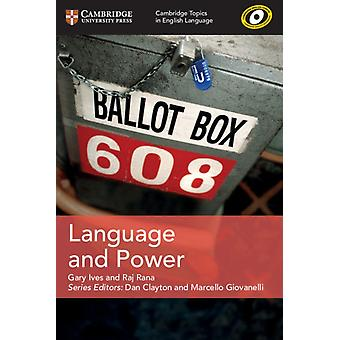 Language and Power by Gary Ives