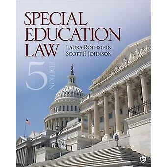 Special Education Law by Laura Rothstein