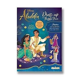 Aladdin DressUp Activity Book