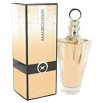 Mauboussin pour elle eau de parfum spray par mauboussin 491848 100 ml