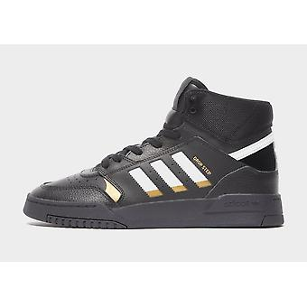 New adidas Originals Drop Step Black