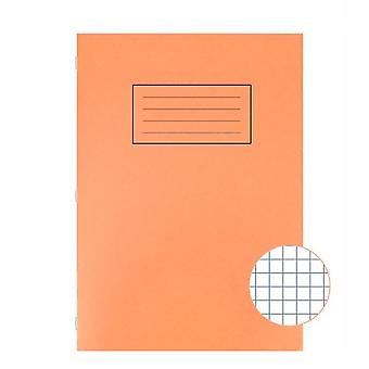 Silvine A4 Exercise Books 10 Pack