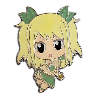 Pin Set - Fairy Tail - Chibi Lucy New Licensed ge50287