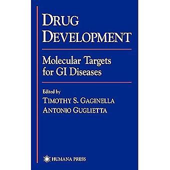 Drug Development: Molecular Targets for GI Diseases