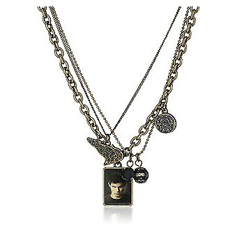 Twilight New Moon Bijoux Charm Necklace Trip Chn (Jacob)