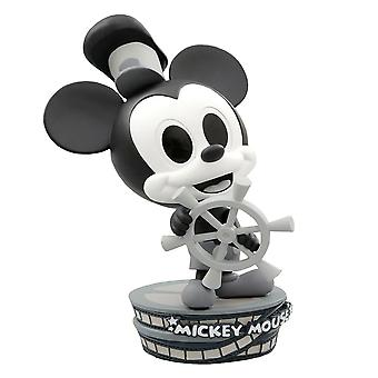 Mickey Mouse 90th Mickey (Steamboat Willie) Cosbaby