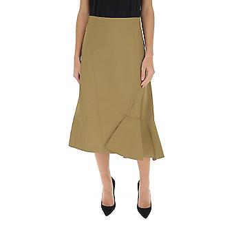 3.1 Phillip Lim E2023113lcpce250 Women's Beige Cotton Skirt