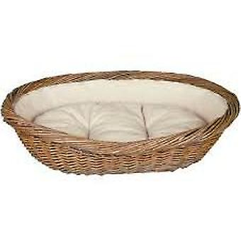 Trixie Crib dog wicker (Dogs , Bedding , Beds)