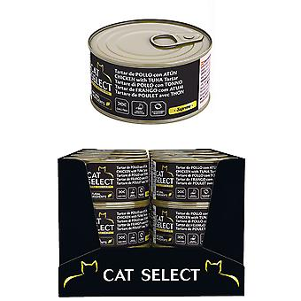 Pet select Cat Select Tartar De Atun Y Pollo 95Gr (Cats , Cat Food , Wet Food)