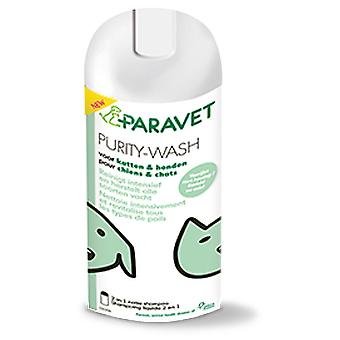 Paravet Purity Wash 2 1 (Dogs , Grooming & Wellbeing , Shampoos)