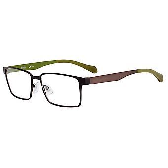 Hugo Boss 1076 YZ4 Matte Brown Glasses