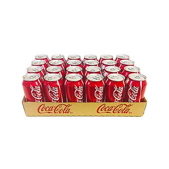 Coca Cola Classic Cdn-( 355 Ml X 24 Burkar )
