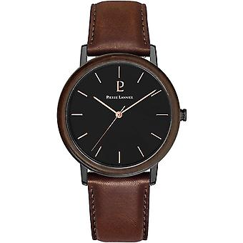 Pierre Lannier Watch Watches NATURE 238F434 - Men's Quick Release Watch