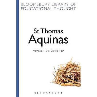 St Thomas Aquinas by OP & Vivian Boland