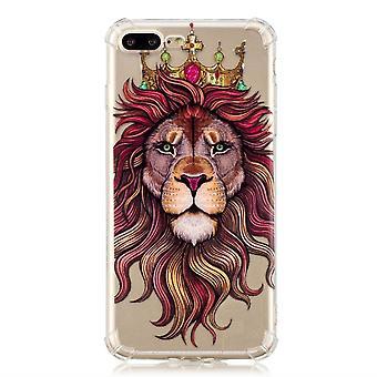 Lion's Head-Shell til iPhone 7 plus