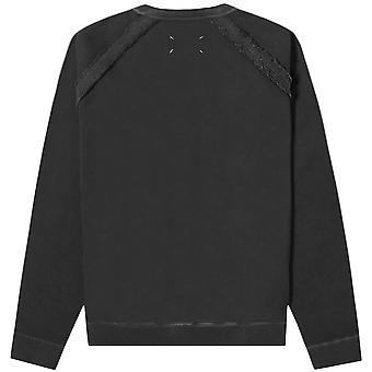 Maison Margiela 10 Ghost Logo Stitch Sweatshirt