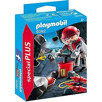 Playmobil 9092 Special Plus Rock Blaster med spillror