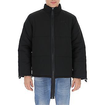 A Cold Wall Acwmf19cnc05black Men's Black Nylon Down Jacket