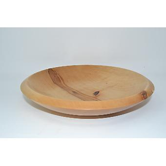 Wood Bowl Plate Schuessel Bowl Birch 27 cm Diameter Handmade Made in Austria Wood Decoration Wood Deco Decoration Unique Gift Gift Idea