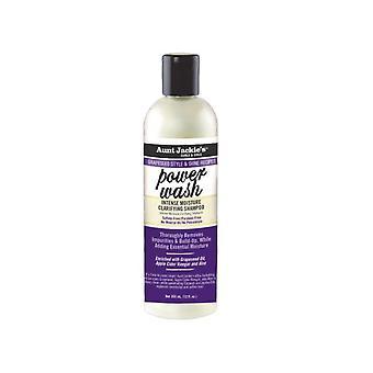 Aunt Jackie's Grapeseed Power Wash Shampoo 355ml