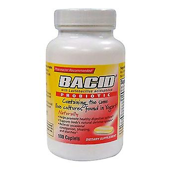 Bacid daily probiotic, capsules, 50 ea