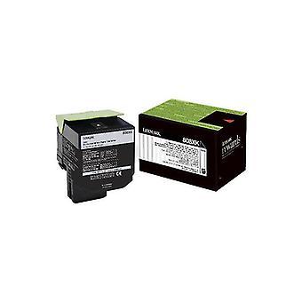 Lexmark 808Xke Black Extra High Yield Corporate Toner Cartridge