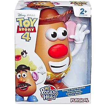 Toy Story 4, Mr. Potato Head, Woodys Tater Round up