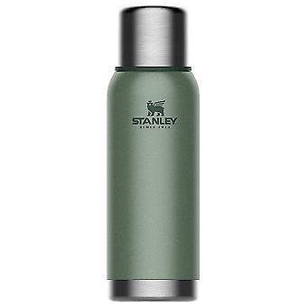 Stanley Green Abenteuer Vakuum flasche 1.0L