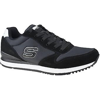 Skechers Sunlite Waltan 52384BLK universal all year men shoes