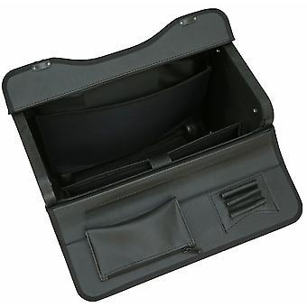 """Tassia Wheeled  Pilot Case Business 16"""" Laptop  1680D Nylon Flight Briefcase Bag"""