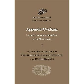 Bilaga Ovidiana - Latindikter tillskrivas Ovid under medeltiden genom