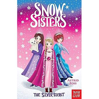 Snow Sisters - The Silver Secret by Astrid Foss - 9780857639653 Book
