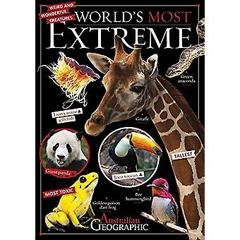 World's Most Extreme by Kathy Riley - 9781742459127 Book