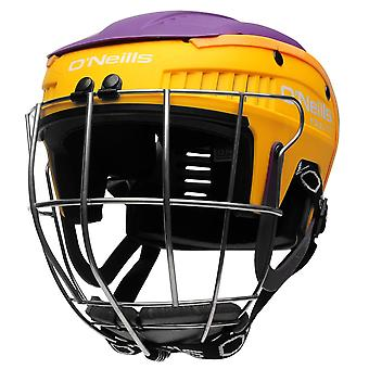 O'Neills Wexford Hurling Helmet Lightweight Shock Absorption Protection