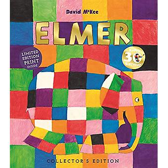 Elmer - 30th Anniversary Collector's Edition with Limited Edition Prin