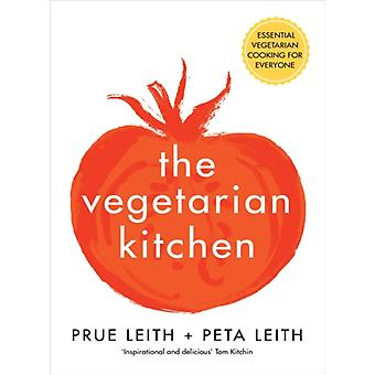 VEGETARIAN KITCHEN SIGNED EDITION by Prue Leith