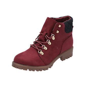 New Look 915 Generation COURT - SDT WRKER Kids Girls Boots Red