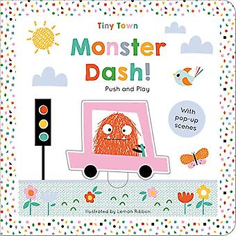 Monster Dash! by Monster Dash! - 9781789580341 Book