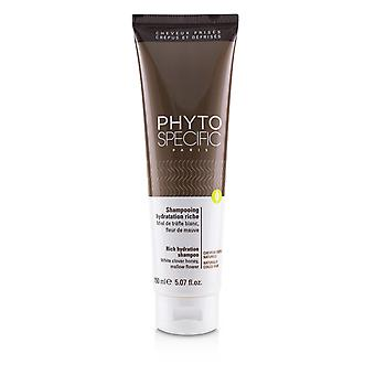 Phyto specific rich hydration shampoo (naturally coiled hair) 229645 150ml/5.07oz
