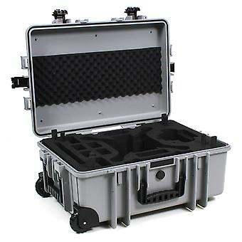 B&W Copter Case Type 6700 per DJI Phantom Multicopter, Grigio per DJI Phantom 3