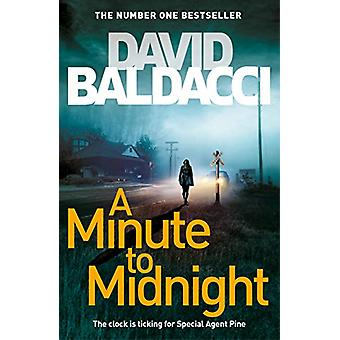 A Minute to Midnight by David Baldacci - 9781509874453 Book