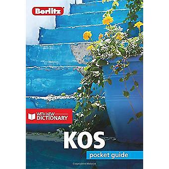 Berlitz Pocket Guide Kos (Travel Guide with Dictionary) - 97817857319