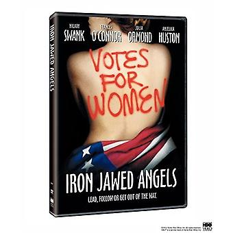 Iron Jowed Angels [DVD] USA import
