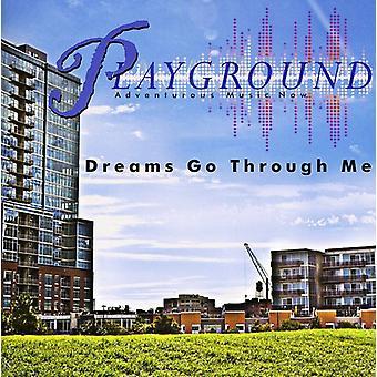 Playground Ensemble - Dreams Go Through Me [CD] USA import