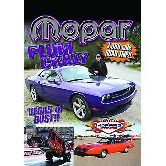 Mopar Plumb Crazy [DVD] USA import