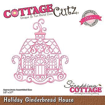 Scrapping Cottage Holiday Gingerbread House (Elites) (CCE-517)