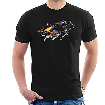 Motorsport Images Red Bull Racing RB15 Max Verstappen Men's T-Shirt