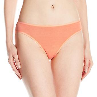 Essentials Naiset's Puuvilla Stretch Bikini Sukkahousut, 6, MultiColor, Koko Suuri