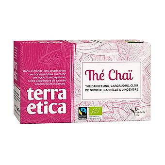 Chaï tea 20 infusion bags of 36g